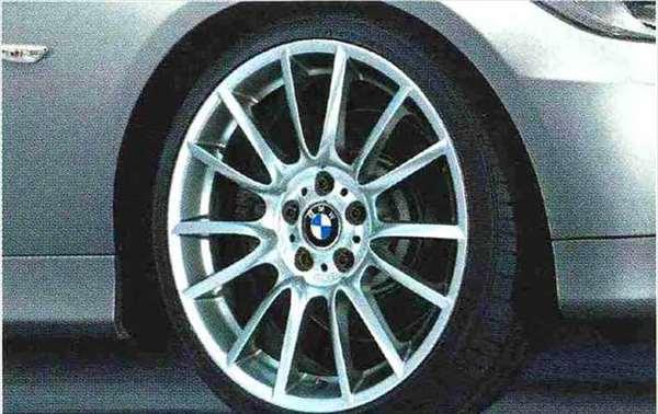 3 COUPE・CABRIOLET パーツ Vスポーク・スタイリング228のホイール単体 8J×19(フロント) BMW純正部品 KE25 KD20 KE25 KG35 DX35 オプション アクセサリー 用品 純正 送料無料