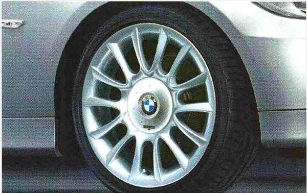 3 COUPE・CABRIOLET パーツ Vスポーク・スタイリング152のホイール単体 8J×18 BMW純正部品 KE25 KD20 KE25 KG35 DX35 オプション アクセサリー 用品 純正 送料無料