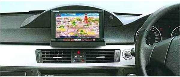 3 COUPE・CABRIOLET パーツ BMW HDDナビゲーション・パッケージ(Pioneer製/AVIC-HRV110ZW)のチューナーレス・タイプ BMW純正部品 KE25 KD20 KE25 KG35 DX35 オプション アクセサリー 用品 純正 送料無料