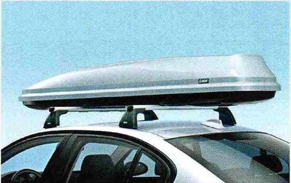 "3 COUPE・CABRIOLET パーツ ルーフ・ボックス""320"" BMW純正部品 KE25 KD20 KE25 KG35 DX35 オプション アクセサリー 用品 純正 送料無料"