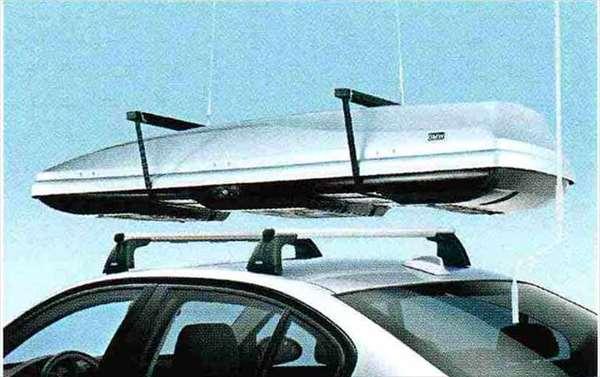 "3 COUPE・CABRIOLET パーツ ユニバーサル・リフトのアダプター""ルーフ・ボックス""用 ※本体は別売です BMW純正部品 KE25 KD20 KE25 KG35 DX35 オプション アクセサリー 用品 純正"