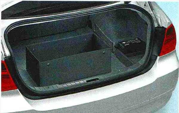 3 COUPE・CABRIOLET パーツ ウォーター・プルーフ・ボックス BMW純正部品 KE25 KD20 KE25 KG35 DX35 オプション アクセサリー 用品 純正