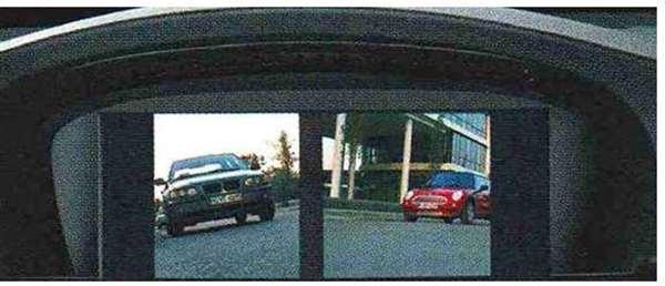 3 COUPE・CABRIOLET パーツ フロント・カメラ(~2008.8)用フロント・カメラ追加キット ※本体は別売です BMW純正部品 KE25 KD20 KE25 KG35 DX35 オプション アクセサリー 用品 純正