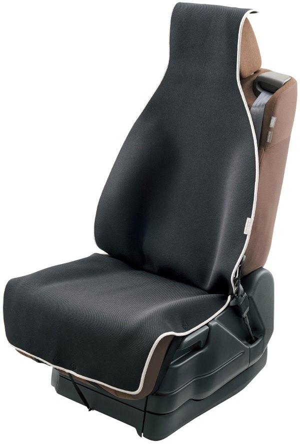 『シビック』 純正 FK7 FC1 防水シートカバー(ブラック/左右共用1枚売り)1枚より パーツ ホンダ純正部品 座席カバー 汚れ シート保護 オプション アクセサリー 用品