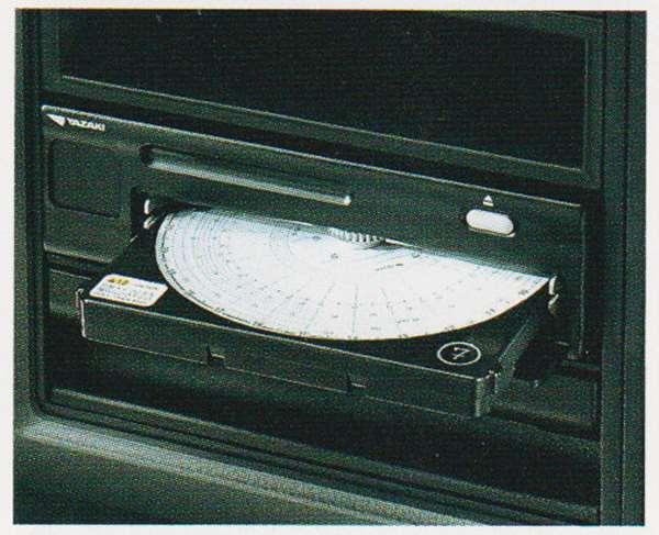 mfft010-4 ファイター パーツ タコグラフ(1DINサイズ) 三菱ふそう純正部品 FK71 FK61 FK72 FK62 オプション アクセサリー 用品 純正 送料無料