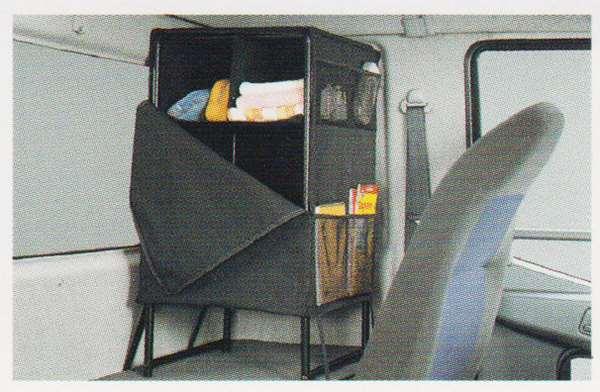 ファイター パーツ 多機能収納ケース(フルキャブ用) 三菱ふそう純正部品 FK71 FK61 FK72 FK62 オプション アクセサリー 用品 純正