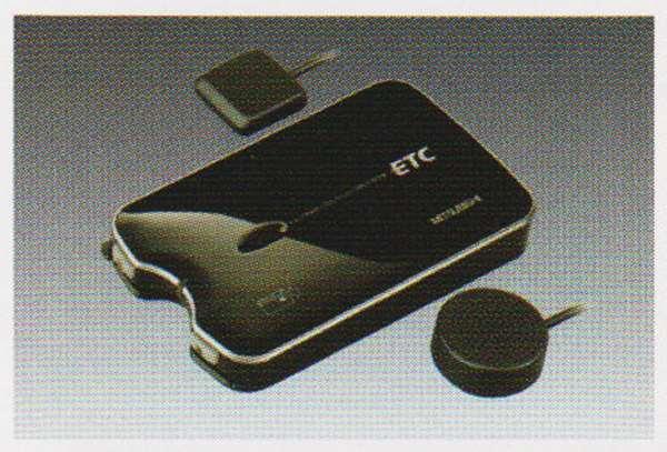 ファイター パーツ ETC(有料道路自動料金収受システム)(三菱電機製)の音声タイプ スピーカー別体型 三菱ふそう純正部品 FK71 FK61 FK72 FK62 オプション アクセサリー 用品 純正