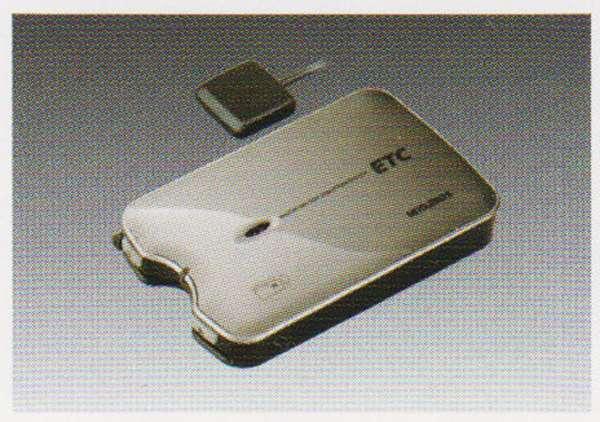 ファイター パーツ ETC(有料道路自動料金収受システム)(三菱電機製)の音声タイプ スピーカー内蔵型 三菱ふそう純正部品 FK71 FK61 FK72 FK62 オプション アクセサリー 用品 純正