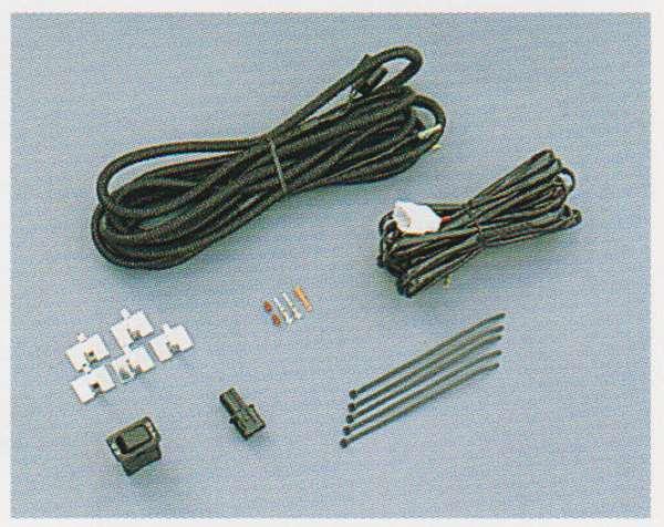 ファイター パーツ 看板灯用の取付配線キットのみ 三菱ふそう純正部品 FK71 FK61 FK72 FK62 オプション アクセサリー 用品 純正
