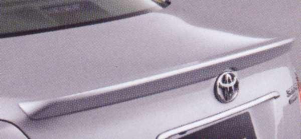 『マークX』 純正 GRX120 リヤスポイラー パーツ トヨタ純正部品 markx オプション アクセサリー 用品
