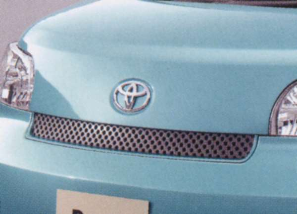 『ポルテ』 純正 NNP10 スポーツグリル パーツ トヨタ純正部品 porte オプション アクセサリー 用品