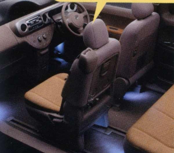 『ポルテ』 純正 NNP10 インテリアイルミネーション パーツ トヨタ純正部品 porte オプション アクセサリー 用品