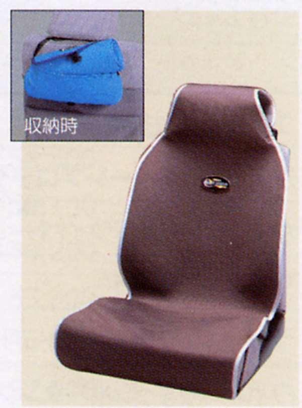 『プラッツ』 純正 NCP12 シートエプロン1枚 パーツ トヨタ純正部品 platz オプション アクセサリー 用品
