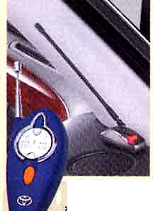 『プログレ』 純正 JCG10 リモートスタート本体スタンダードタイプ・多重イモビ パーツ トヨタ純正部品 ワイヤレス エンジンスターター 無線 progres オプション アクセサリー 用品