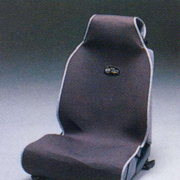 『ランクス』 純正 NZE121 NZE124 シートエプロン1枚グレー パーツ トヨタ純正部品 汚れから保護 セミシートカバー runx オプション アクセサリー 用品