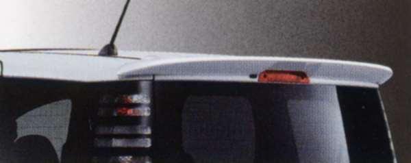 『シエンタ』 純正 NCP81 リヤスポイラー パーツ トヨタ純正部品 sienta オプション アクセサリー 用品