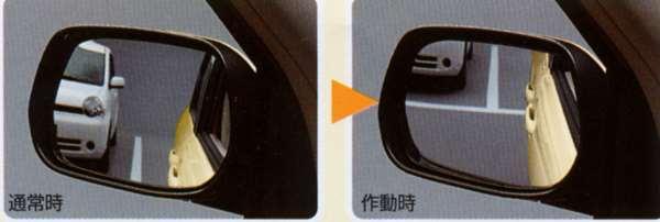 『シエンタ』 純正 NCP81 リバース連動ミラー パーツ トヨタ純正部品 sienta オプション アクセサリー 用品