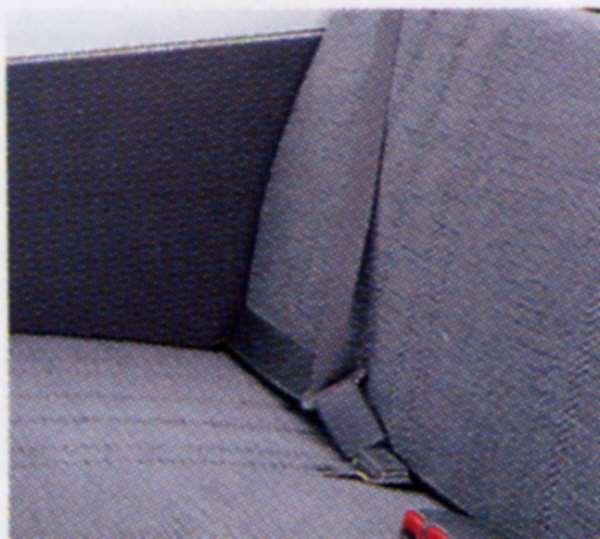 『タウンエースバン』 純正 KR42 リヤNo1シートベルト パーツ トヨタ純正部品 townace オプション アクセサリー 用品