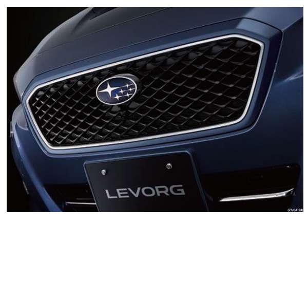 『レヴォーグ』 純正 VM4 VMG フロントグリル パーツ スバル純正部品 オプション アクセサリー 用品