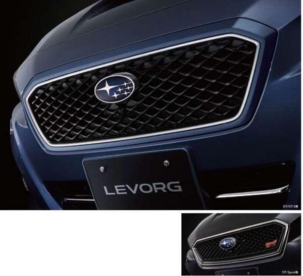『レヴォーグ』 純正 VM4 VMG フロントグリル STI Sport用 パーツ スバル純正部品 カスタム エアロパーツ オプション アクセサリー 用品