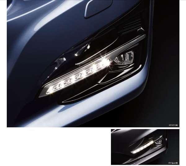 『レヴォーグ』 純正 VM4 VMG LEDアクセサリーライナー 本体のみ ※フォグカバーは別売 パーツ スバル純正部品 メッキ ライト 照明 イルミネーション オプション アクセサリー 用品