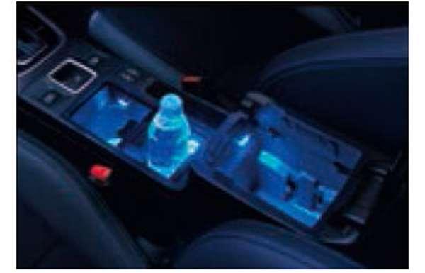 『レヴォーグ』 純正 VM4 VMG センターコンソールイルミネーション パーツ スバル純正部品 照明 明かり ライト オプション アクセサリー 用品