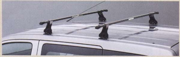 『デリカD:3』 純正 BM20 BVM20 ベースキャリア パーツ 三菱純正部品 DELICA オプション アクセサリー 用品