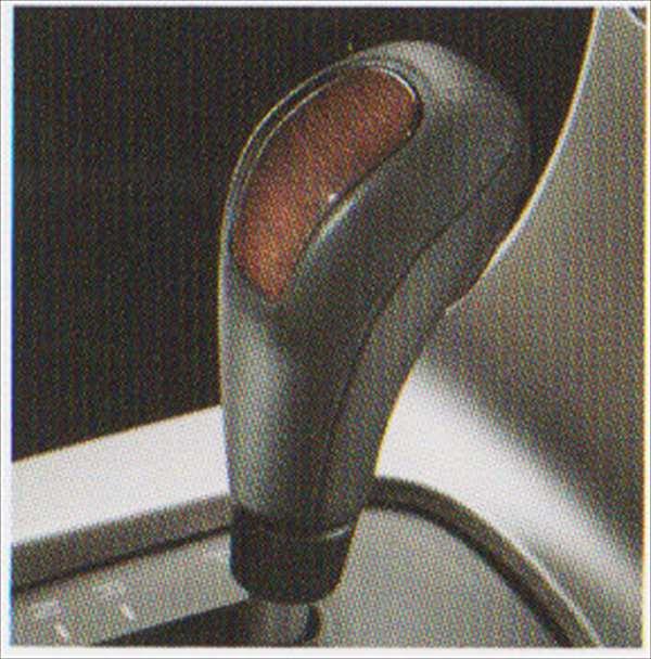 C30 S40 V50 パーツ 本革巻/ウッドシフトノブ ボルボ純正部品 MB4204S MB5244 オプション アクセサリー 用品 純正 ウッド