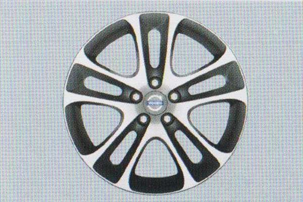 C30 S40 V50 パーツ アルミホイール アトレウス 7.5×18インチ ボルボ純正部品 MB4204S MB5244 オプション アクセサリー 用品 純正 送料無料