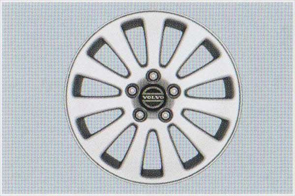 C30 S40 V50 パーツ アルミホイール シグナス 6.5×16インチ ボルボ純正部品 MB4204S MB5244 オプション アクセサリー 用品 純正 送料無料