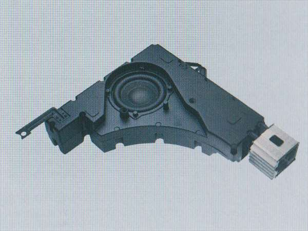 C30 S40 V50 パーツ エキストラ・サブウーハー 本体 ボルボ純正部品 MB4204S MB5244 オプション アクセサリー 用品 純正 送料無料
