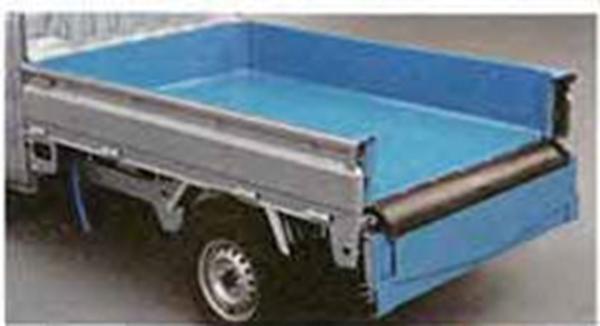 『ハイゼット トラック』 純正 S500P S510P プラスチック荷箱 パーツ ダイハツ純正部品 オプション アクセサリー 用品