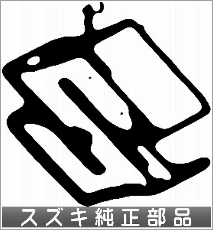 -基于前面格栅会徽 jimny 660 马车 XG XC Gregor JB23W 适合 2004 年 / 10 〜 2005年 / 10 产品 # 77811-76J00-38B