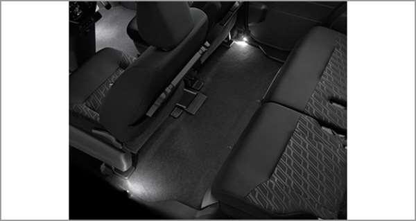 『タンク』 純正 M900A M910A インテリアイルミネーション(リヤ・ホワイト) パーツ トヨタ純正部品 照明 明かり ライト オプション アクセサリー 用品