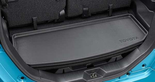 『タンク』 純正 M900A M910A ラゲージトレイ パーツ トヨタ純正部品 オプション アクセサリー 用品