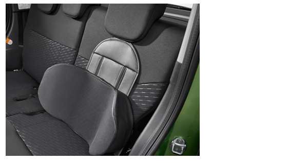 『タンク』 純正 M900A M910A サイドサポートパッド(汎用タイプ) ブラック パーツ トヨタ純正部品 オプション アクセサリー 用品