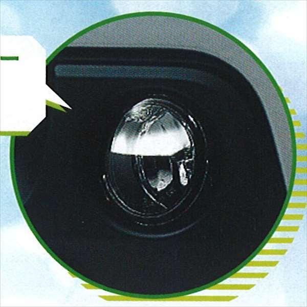 『ジムニー』 純正 JB23 フォグランプ(シビエ製) パーツ スズキ純正部品 フォグライト 補助灯 霧灯 jimny オプション アクセサリー 用品