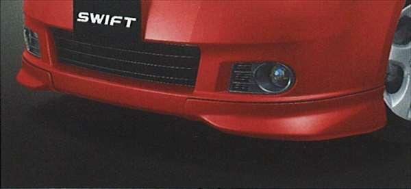 『スイフト』 純正 ZC11 ZC21 ZC31 フロントスパッツ パーツ スズキ純正部品 フロントスポイラー カスタム エアロ swift オプション アクセサリー 用品