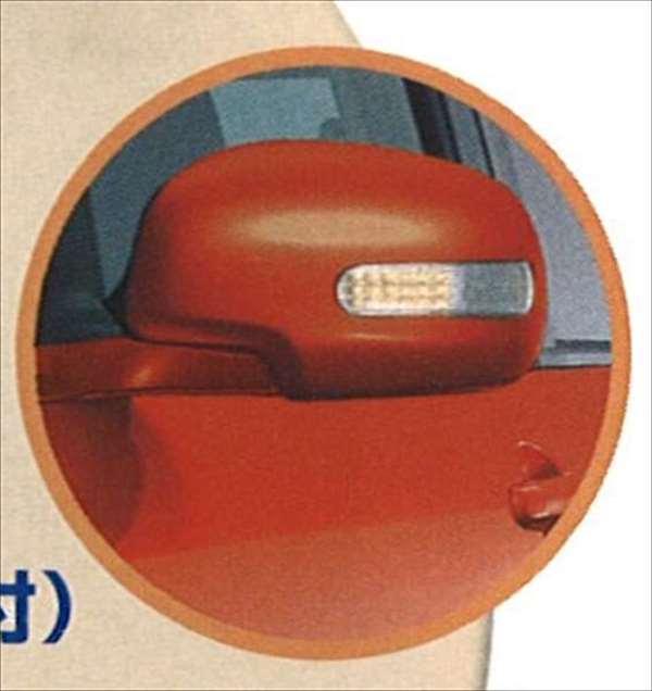 『スイフト』 純正 ZC11 ZC21 ZC31 ドアミラーカバー(サイドマーカーランプ付) パーツ スズキ純正部品 サイドミラーカバー カスタム swift オプション アクセサリー 用品