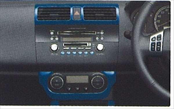 『スイフト』 純正 ZC11 ZC21 ZC31 インパネガーニッシュ 1.3XG、1.5XS用 パーツ スズキ純正部品 内装パネル 飾り ドレスアップ 内装パネル 飾り ドレスアップ swift オプション アクセサリー 用品