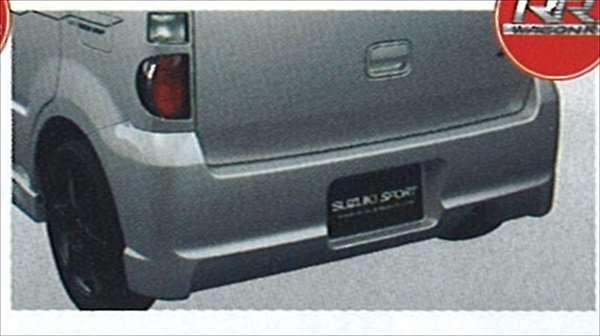 『ワゴンR』 純正 MH21 リヤバンパー パーツ スズキ純正部品 wagonr オプション アクセサリー 用品