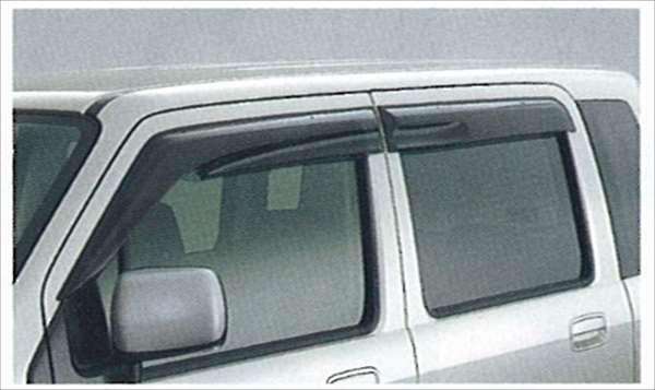 『ワゴンR』 純正 MH21 ベンチレーテッドバイザー パーツ スズキ純正部品 wagonr オプション アクセサリー 用品