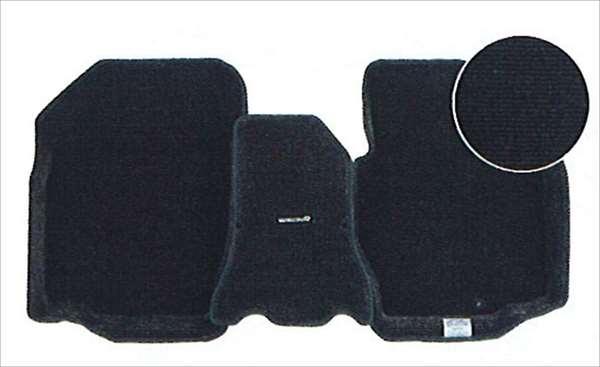 『ワゴンR』 純正 MH21 フロアマット・ジュータン(スプレッド) コラムシフト車用 パーツ スズキ純正部品 フロアカーペット カーマット カーペットマット wagonr オプション アクセサリー 用品