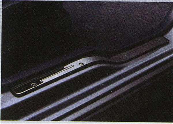 『セルボ』 純正 HG21S サイドシルスカッフ パーツ スズキ純正部品 ステップ 保護 プレート cervo オプション アクセサリー 用品