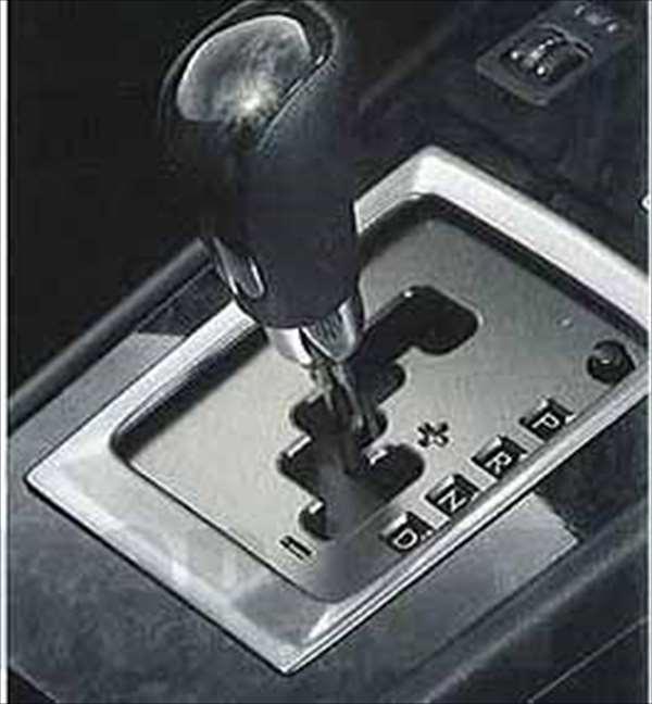 『エクシーガ』 純正 YA4 YA5 YA9 アルミヘアラインシフトカバー パーツ スバル純正部品 exiga オプション アクセサリー 用品