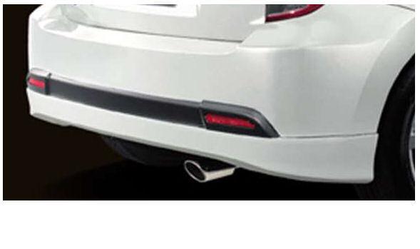 『イスト』 純正 NCP110 NCP115 リヤバンパースポイラー パーツ トヨタ純正部品 ist オプション アクセサリー 用品