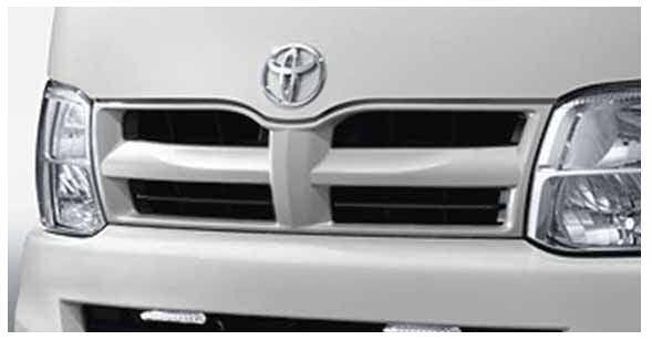 『レジアスエース』 純正 TRH211 TRH216 カラードグリル パーツ トヨタ純正部品 regiusace オプション アクセサリー 用品
