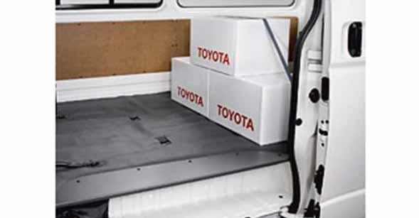 『レジアスエース』 純正 TRH211 TRH216 ステップカバー パーツ トヨタ純正部品 regiusace オプション アクセサリー 用品