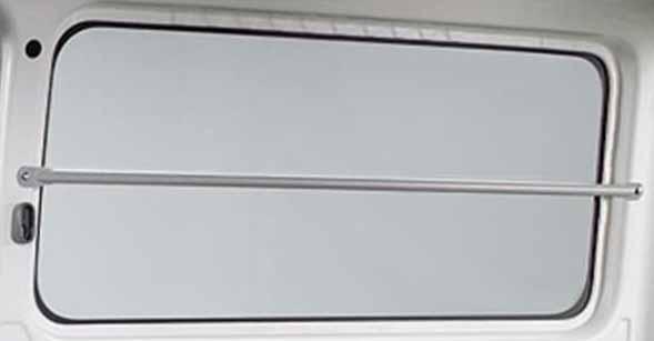 『レジアスエース』 純正 TRH211 TRH216 ウィンドゥガード 3本 パーツ トヨタ純正部品 regiusace オプション アクセサリー 用品
