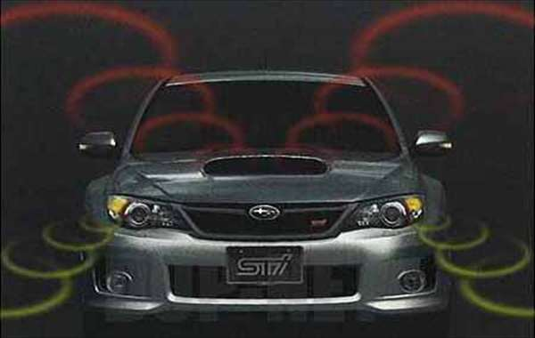 『WRX STI』 純正 GVB GVF GRB GRF セキュリティインパクトセンサー パーツ スバル純正部品 オプション アクセサリー 用品